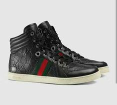 5b3dc5a1c73 Nothing found for Products Gucci Mens Gg Guccissima Leather High Top  Sneaker Nero Black 221825 12 5 Us 12 Uk