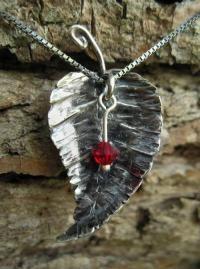 Mari Korhonen / Riippakoivu,necklace