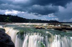Cascada Vaupes.  #Colombia #SoyColombiano