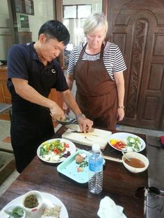 Thai garden farm cookery school - San Sai, Thailand