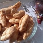 Homemade cheese doodles - no weird ingredients!