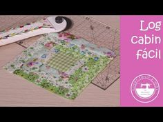 El log cabin hecho fácil, patchwork - YouTube Patchwork Log Cabin, Tutorial Patchwork, Picnic Blanket, Outdoor Blanket, Instagram Feed, Pot Holders, Patches, Quilts, Youtube