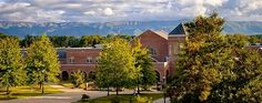 Tusculum College-- A great school with a wonderful view!