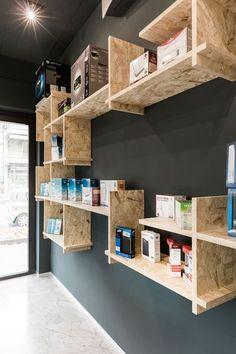 Design boekenkastje - detail   Furniture   Pinterest   UX/UI ...