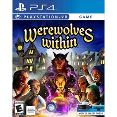 Werewolves Within™ - PlayStation 4, UBP30302063