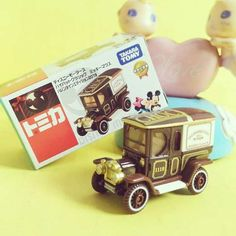 TOMICA Disney Motors DM-02 Dream Journey Mickey Mouse Japan import NEW