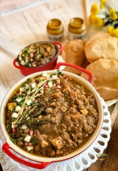 Instant pot version of Amritsari Punjabi Chole recipe without onion, garlic and tea bags, but still the same authentic flavors and deep brown color derived from 18 different spices used. A very unique and delicate balance of spices with four recipe enhancements to create a perfect aroma to entice everybody and please your palate. This recipe can also be vegan, if we do not add paneer cubes at the end or substitute with extra firm Tofu. #ChickpeaRecipes #VegetarianRecipes #InstantPotRecipes Vegetarian One Pot Meals, Vegetarian Recipes Easy, Indian Food Recipes, Ethnic Recipes, Recipe Without Onion, Dry Chickpeas, Chickpea Recipes, Dried Beans, Easy Family Meals
