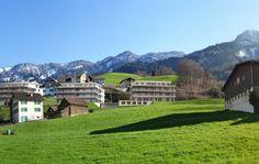 Visualisierungen Architektur: STOMEO Architektur Visualisierung - Zürich Mountains, Mansions, House Styles, Nature, Travel, Home Decor, Architecture Visualization, Human Settlement, Real Estates