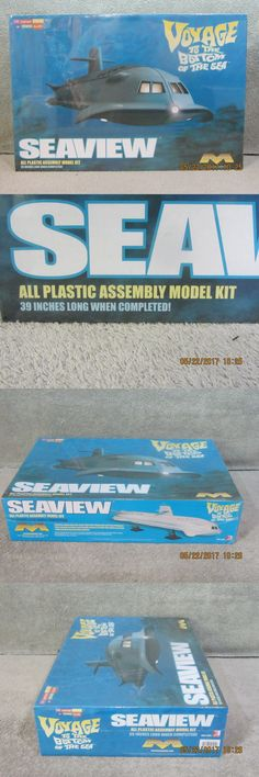 Other Models and Kits 774: 2010 Moebius Voyage To The Bottom Of The Sea, Seaview 39 Case Fresh Sealed Big -> BUY IT NOW ONLY: $164.99 on eBay!