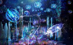"""世界初!3Dで体験する""""夜の水族館"""" 新江ノ島水族館で「ナイトアクアリウム」開催の写真45"""