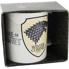 Buy Game of Thrones Stark Mug  online from The Works. Visit now to browse our huge range of products at great prices.