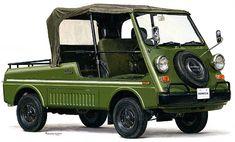 Honda Vamos c1970s