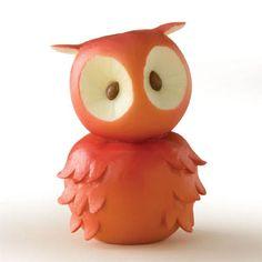 red apple owl