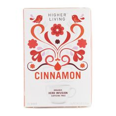 Higher Living Cinnamon Tea 15Pk