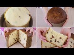 Recette de la Panettone de Noël SANS ROBOT - William's Kitchen - YouTube