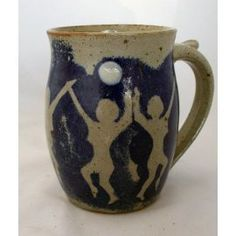 Sweetwater Pottery is handfired, microwave safe.  Beautiful stuff for the home or altar.