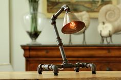Pathway Products: Upcycled, Handmade Lamps. by Pathway Products — Kickstarter