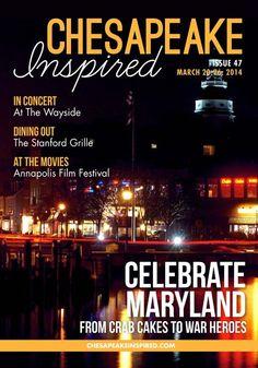 Chesapeake+Inspired+Digital+Weekly+Magazine+March+20-26,+2014