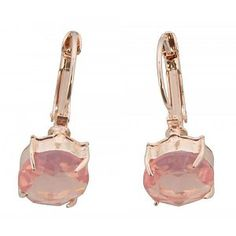 My Pink Obsession Crystal Earrings, Jewelery, Rose Gold, Crystals, Pink, Jewlery, Jewels, Jewerly, Schmuck