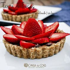 Canela & Coco | Tarta de Fresas
