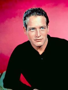 Photo: Paul Newman, c.1950s Poster : 24x18in