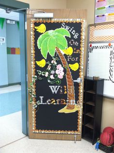 Wild about Learning door & Weu0027re Wild About Learning   Back to School   Pinterest   Learning ...