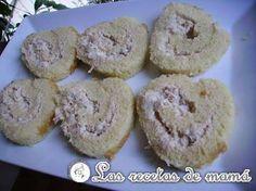 Paté de Atún en Tartaletas y Brazo de Gitano