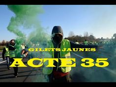 DIRECT [ GILETS JAUNES ] ACTE 35 ' MANIFESTION 13 JUILLET 2019 - YouTube Gilets, Youtube, Politics, Music, Movie Posters, Equality, Freedom, Musica, Musik