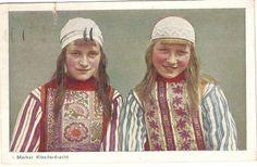 dutch girls #NoordHolland #Marken
