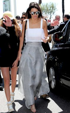 cab4aad1a91 Kendall Jenner from Stars at the 2015 Cannes Film Festival