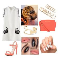 """Girls Night Out"" by mischievoustyle on Polyvore"