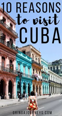 Restrictions on U.S. citizens visiting Cuba seem to be constantly changing. This leaves many travelers confused and wondering if this island nation is really worth the visit. After my first trip with Fisheye Journeys, I'm here today to convince you to not only leave Cuba on your bucket list, but to move it to the top.