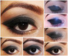 #nye #party #smokey #eye #makeup #tutorial #newyears @Sugandha Choudhary