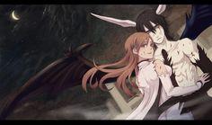 Bleach// Ulquiorra and Orihime