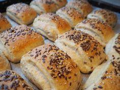 Croissants, Ny Ny, New Kitchen, Doughnut, Mini, Food And Drink, Bread, Snacks, Cooking