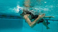 Many swimmers have missed time in the water due to some type of shoulder injury, whether minor or severe. Some shoulders are too tight and others aren't strong or stable enough. Swimmers need shoulders that have: