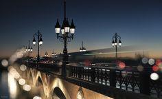 Bord Keh #2 - Pont de Pierre - Bordeaux
