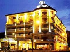 Sibiu Hilton Sibiu Hotel Romania, Europe Stop at Hilton Sibiu Hotel to discover the wonders of Sibiu. Both business travelers and tourists can enjoy the hotel's facilities and services. Take advantage of the hotel's 24-hour room service, facilities for disabled guests, valet parking, room service, airport transfer. Some of the well-appointed guestrooms feature television LCD/plasma screen, non smoking rooms, air conditioning, heating, wake-up service. The hotel offers various ...