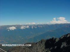 Cordillera de Los Andes Mérida, Venezuela