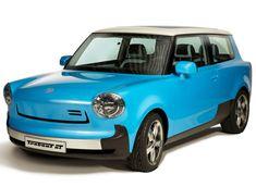 2009 Trabant nT concept