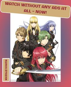 Nejimaki Seirei Senki: Tenkyou no Alderamin (Dub) - watch Anime Online - completely Free! Streaming dubbed Anime for your fun!