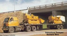 My Dad and his life long friend hauled for International Transport in the late 60's.