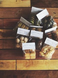 We change our cookies pack into larger one. The weight might vary, depends on which cookies. Our small packs are still available, only at our stockist though. We hope you'll like the new packs and...