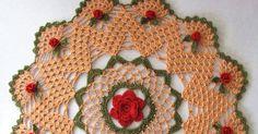 Ulita Doily – Share a Pattern Free Crochet Doily Patterns, Crochet Motif, Crochet Designs, Free Pattern, Crochet Ideas, Crochet Crocodile Stitch, Crochet Dollies, Crochet Roses, Thread Crochet