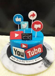 15 Birthday, Birthday Ideas, Fun Cakes, Amazing Cakes, Chocolate Cake, Wedding Cakes, Special Occasion, Good Food, Birthdays