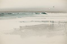 Last Light by Naomi Tydeman(British) Watercolour paintings