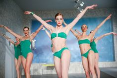 All About Hermès - Hermès dancers