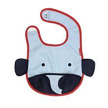 Skip Hop Zoo Bib - Elephant