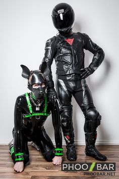 leather dog gay free video