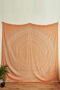 Slide View  1  Shika Medallion Wall Tapestry Uni Room 0a5feb06e5